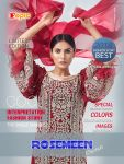FEPIC presents rosemeen crystale beautiful stylish collection of salwar kameez