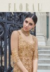 Jinaam Presents Floral naomi designer party wear collection of gowns