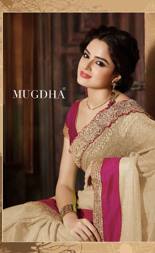 Mugdha presents 1001 series fancy collection of sarees