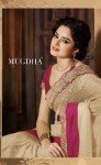 Mugdha presents D.NO.1.2.3.4.5.6.7.8  fancy collection of sarees