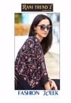 Rani trendz presents fashion week tunic style kurtis concept