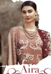 Sharaddha designer presents aira exclusive fancy collection of salwar kameez