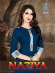 Suvesh presents naziya Monsoon arrival casual wear kurtis concept