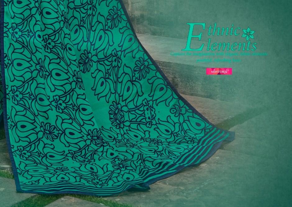 Varsiddhi presents mintorsi harshika stylish Concept sarees