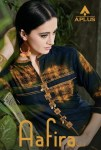 APlus presents aafira fancy casual wear collection of Kurtis