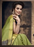 Dwarka nath silk mills presenting alona casual running wear collection of sarees
