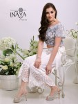 Inaya by studio libas Launch designer culottes pants stylish western wear collection Of pants
