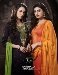 Kessi fabrics presents patiyala house 63 casual wear salwar kameez collection