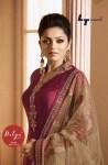 LT fabrics presents nitya vol 119 hit list  ethnic wear heavy look salwar kameez collection