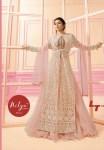LT fabrics presents nitya vol 122 Wedding season heavy rich collection of indo western