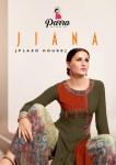 Parra studio presents jiana Stylish casual wear Kurti with plazzo concept