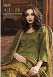 Reyna presents allude casual stylish Collection of salwar kameez