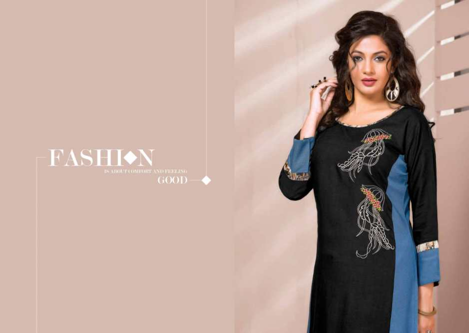 Roots fashion presents prime casual ready to wear kurtis concept