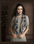 Shree padmavati silk mills presents libaaz trendy look new pattern kurtis concept