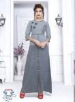 SLC launch denim beauty Stylish casual wear kurtis concept