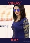 Vinay fashion presents tumbaa rain casual ready to wear kurtis concept