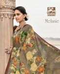 Vishal sarees launch melanie Beautiful Sarees collection