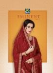 Vishal sarees presenting eminent vol 2 casual wear sarees collection