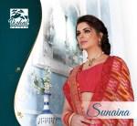 Vishal sarees presents sunaina casual running wear sarees concepr