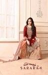 Your choice Presents sarara 4 traditional wear heavy collection of salwar kameez
