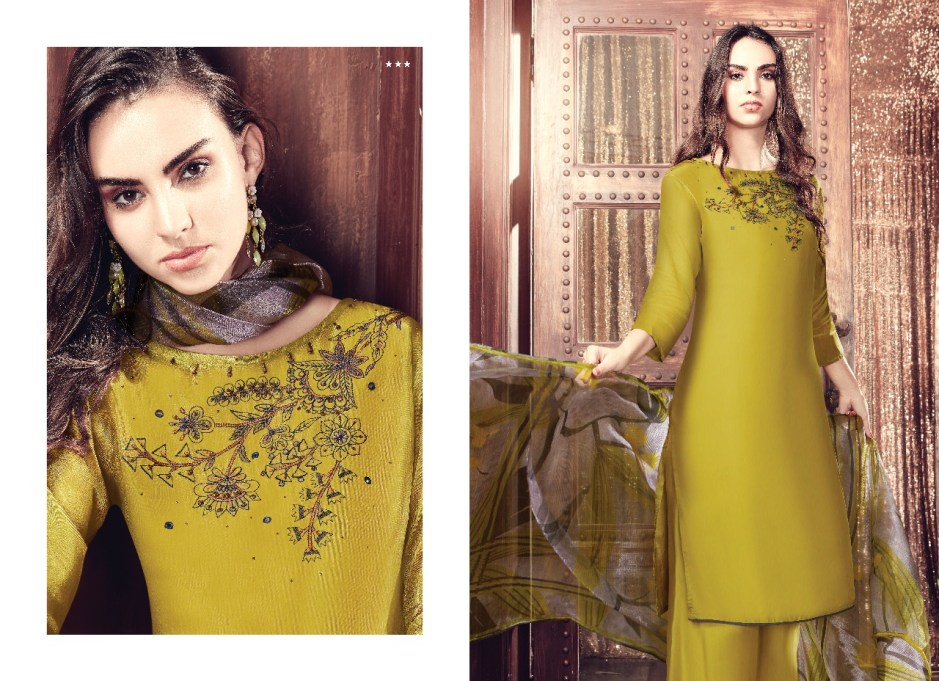 Fiona star mesmerising stylish collection kurtis concept