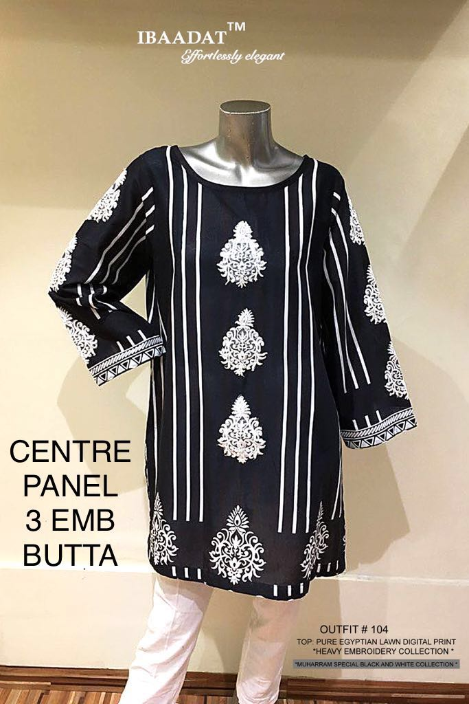 ibaadat presents ibaadat kurti digital print vol 5 casual stylish kurti collection