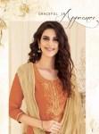 Kalarang creation Presents rhythm casual simple Elegant look collection Of salwar kameez
