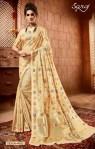 Saroj presenting Rani sahiba simple elegant rich look sarees collection