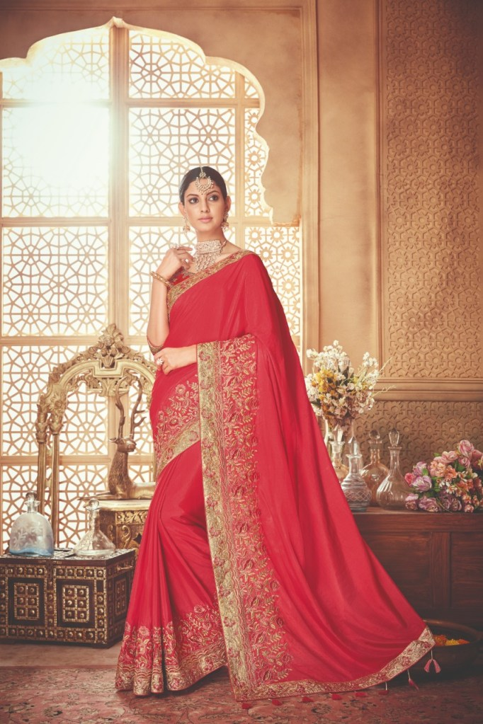 Shangrila presenting pavitra silk vol 2 ethnic traditional wear  for any occasion sarees collection