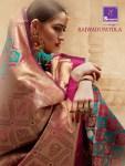 Shangrila rajwadi Patola beautiful Ethnic wear rich look sarees collection