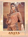 Shree fabs presenting anaya beautiful heavy collection of salwar kameez