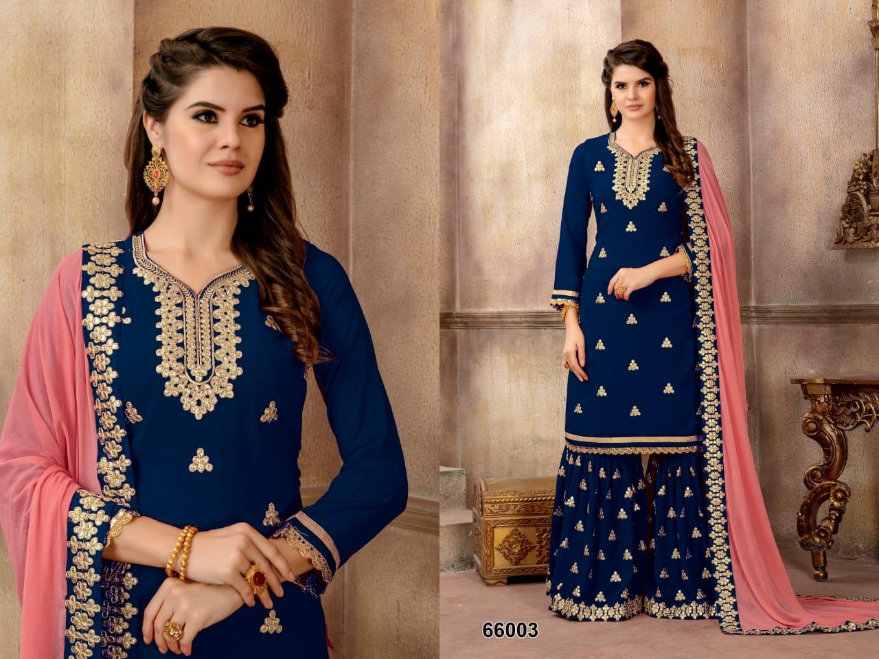 Aanaya series 66000 beautiful heavy bridal collection of Salwar kameez
