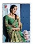 Aloukik presents silk route Ethnic traditional wear sarees collection