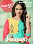 Amore presents vaarahi vol 4 casual Ready to wear kurtis concept