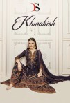 Deepsy suits presents kHWAHISH Casual digital printed salwar kameez collection