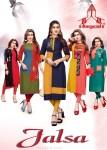 Dhanyawad launch jalsa casual ready to wear kurtis concept