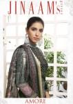 Jinaam dress P LTD presenting aMORE stylish trendy look salwar kameez collection