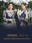 JUVI fashion eshaal vol 6 heavy festive collection of salwar kameez