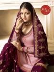 LT fabrics presenting nitya vol 125 beautiful heavy festive season salwar kameez collection