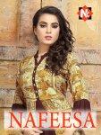 Neeti presents nafeesa fancy collection of kurtis