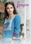Psyna presents parina casual ready to wear kurtis concept