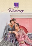 Shangrila Discovery casual stylish digital printed sarees collection