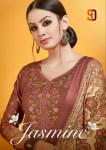 Shraddha designer jazmine premium shawl Salwar Kameez collection