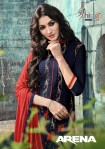 Shree fabs arena casual daily wear salwar kameez collection