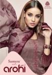 Sumyra presents arohi casual daily wear salwar kameez collection