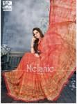 Vishal sarees presents melaine vol 2 Simple casual printed sarees collection