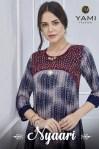 Yami fashion nyaari fancy collection of kurtis