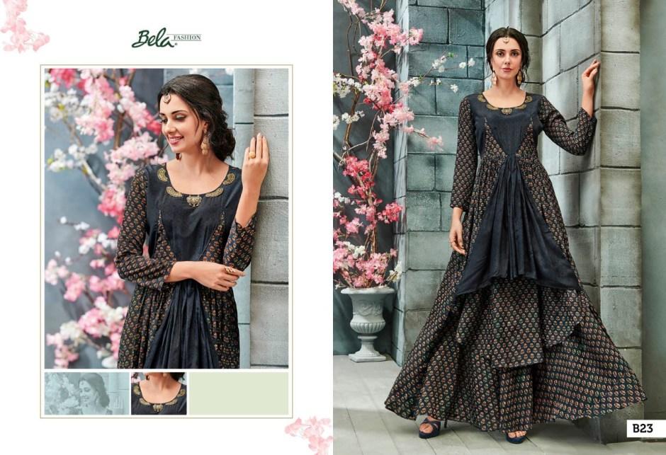 Bela fashion Launch Elle stylish designer Kurtis concept