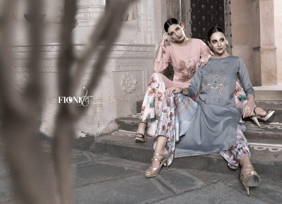 Fionista CHHORI Beautiful casual collection of kurtis