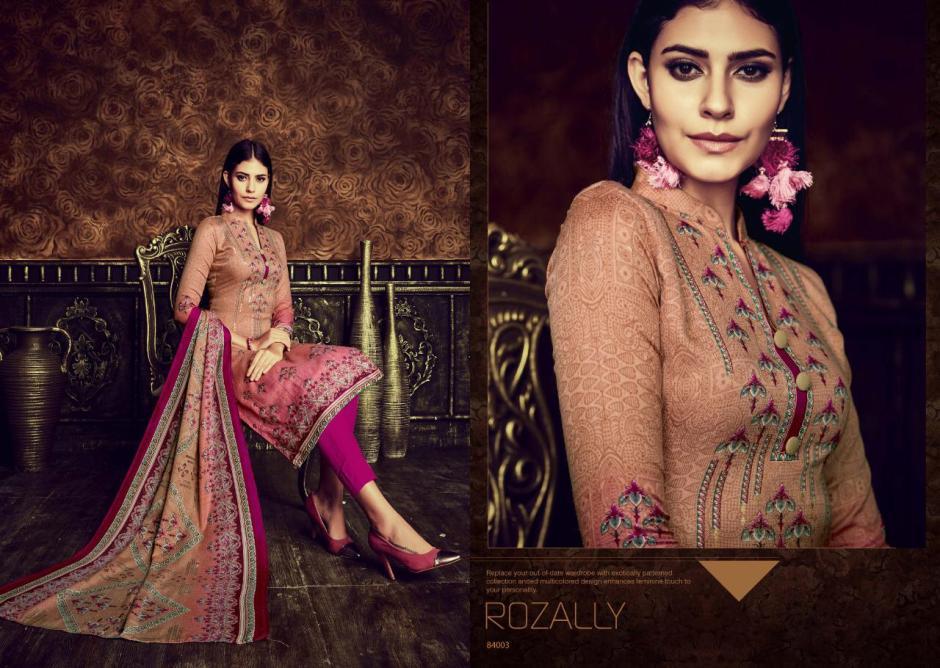 Sargam prints kohinoor beautiful casual wear salwar kameez collection